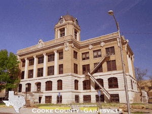 Gainesville, Texas Courthouse